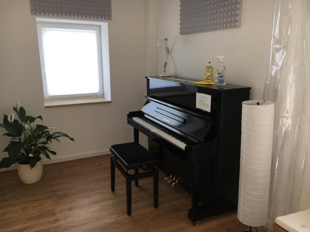 Klavierunterricht in München Aubing