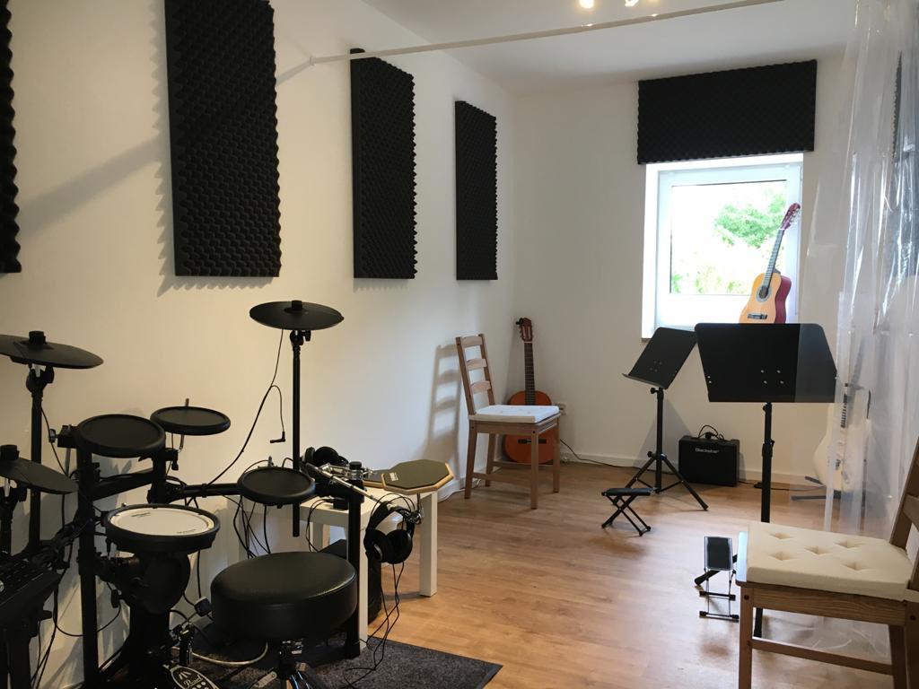 Schlagzeugunterricht in München Aubing
