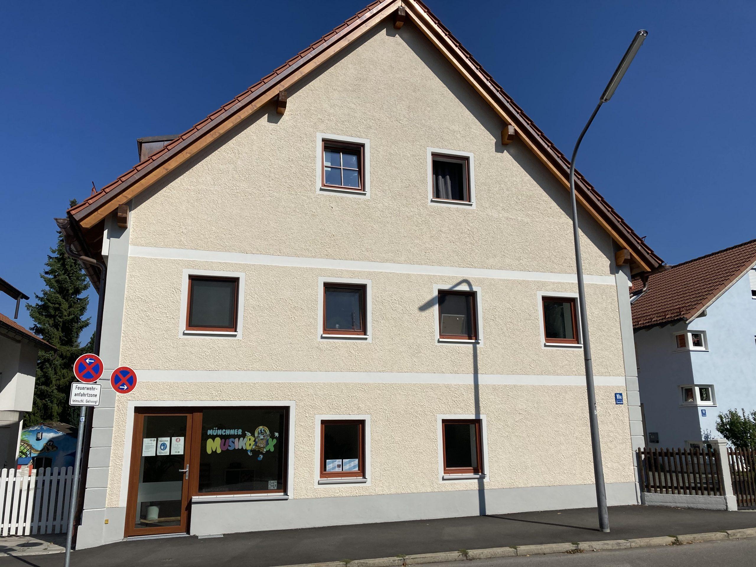 Das Musikhaus in Aubing