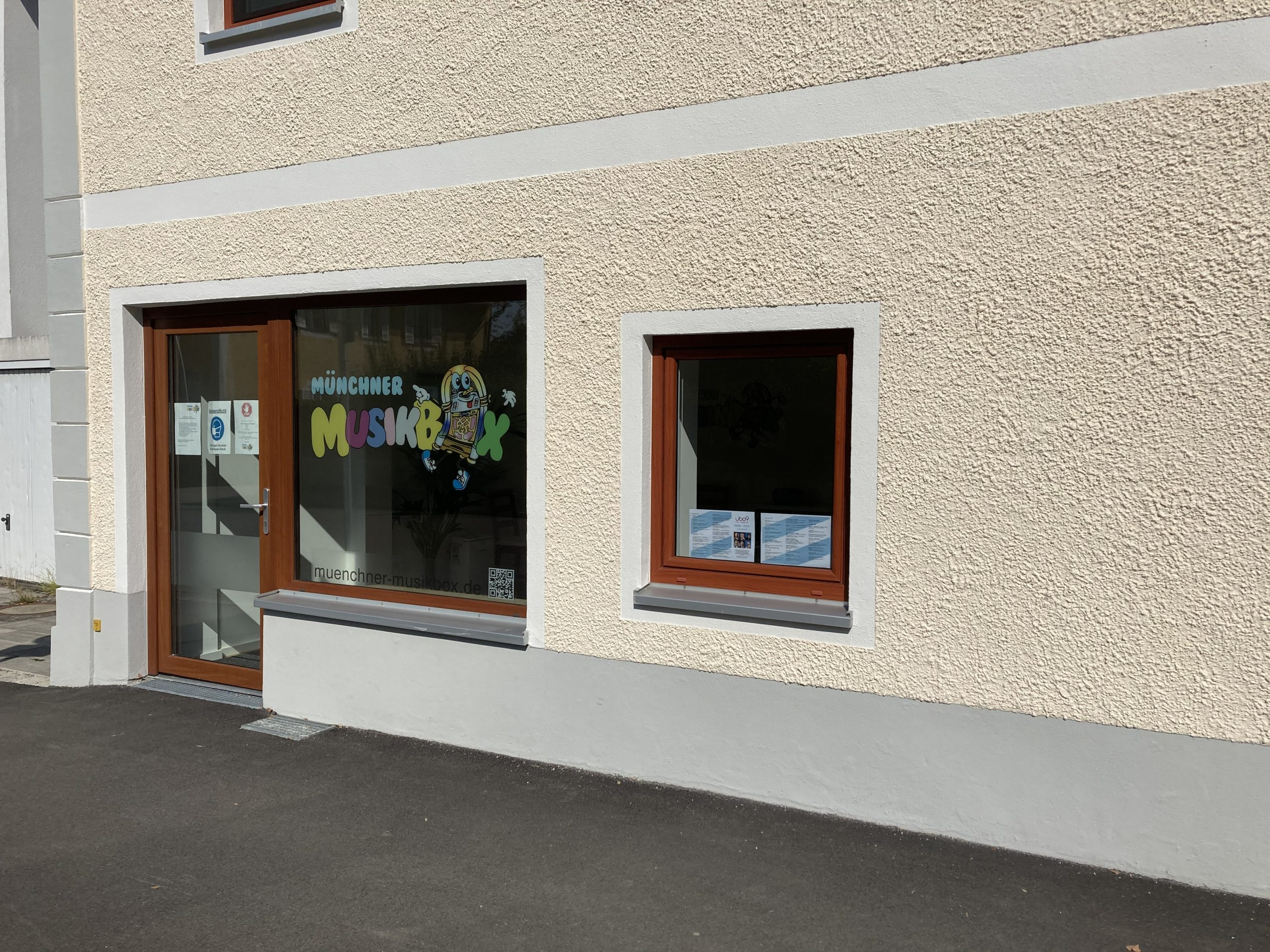Unsere Musikschule in Aubing