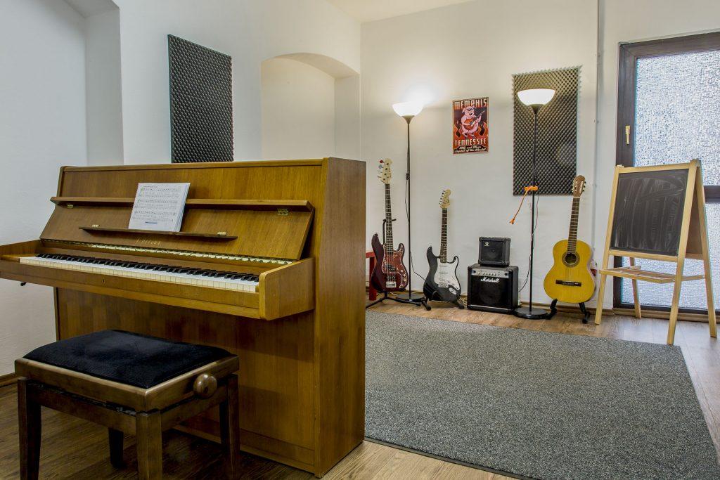 Klavierunterricht in Schwabing