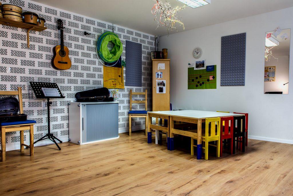 Musikunterricht in Schwabing