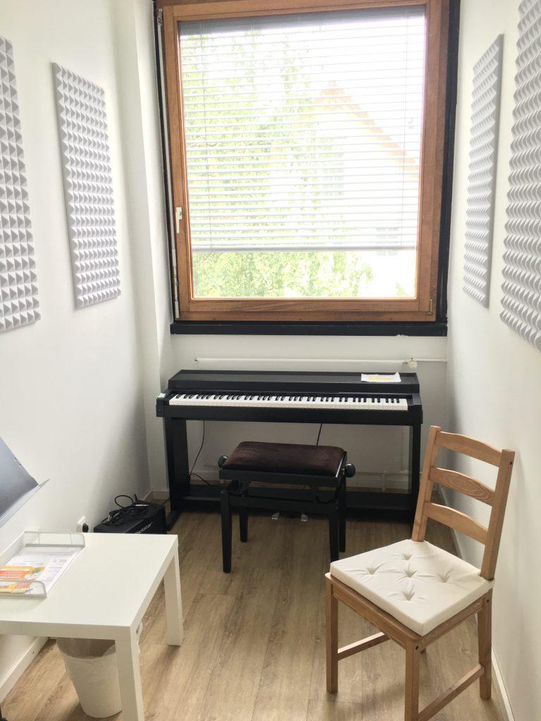 Musikunterricht in Waldtrudering